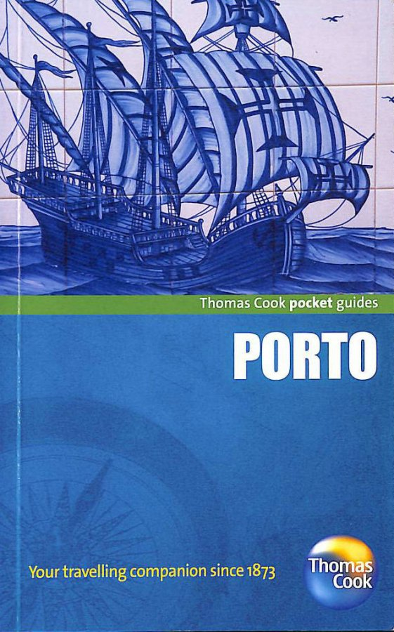 Image for Porto, pocket guides 3rd, (Thomas Cook Publishing)
