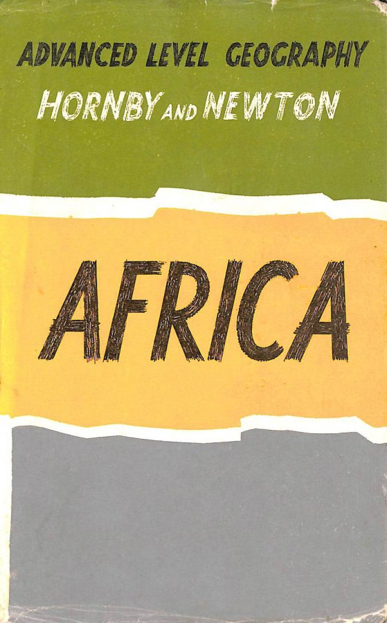 Image for Africa (Advanced Level Geography)