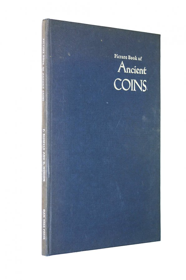 Image for Picture book of ancient coins (Visual History series)