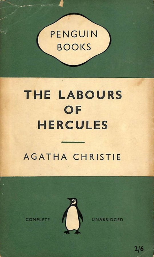 Image for The Labours of Hercules (Penguin Books. no. 928.)
