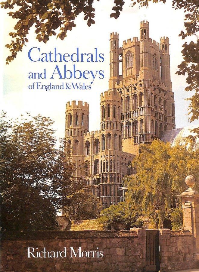 Image for Cathedrals and Abbeys of England and Wales