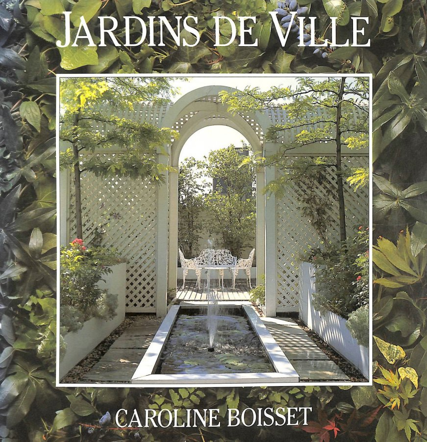 Image for Jardins de ville