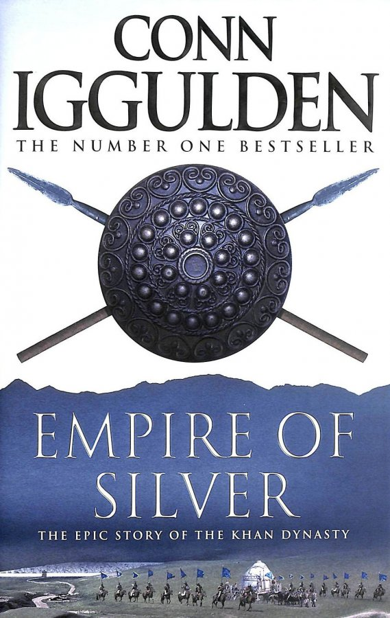 Image for Empire of Silver (Conqueror, Book 4)