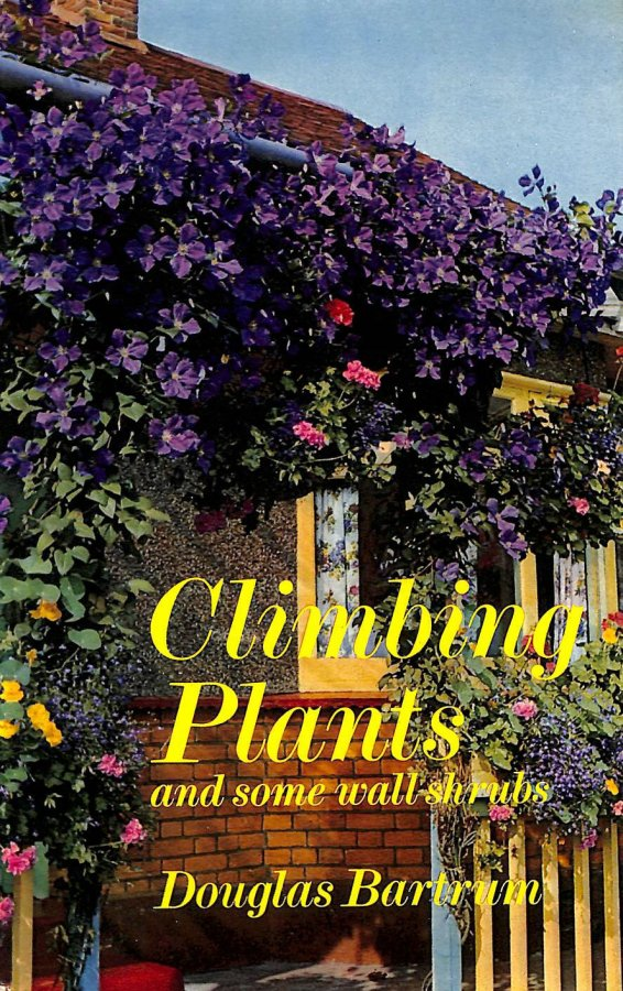Image for Flowering Vines of the World; An Encyclopedia of Climbing Plants,