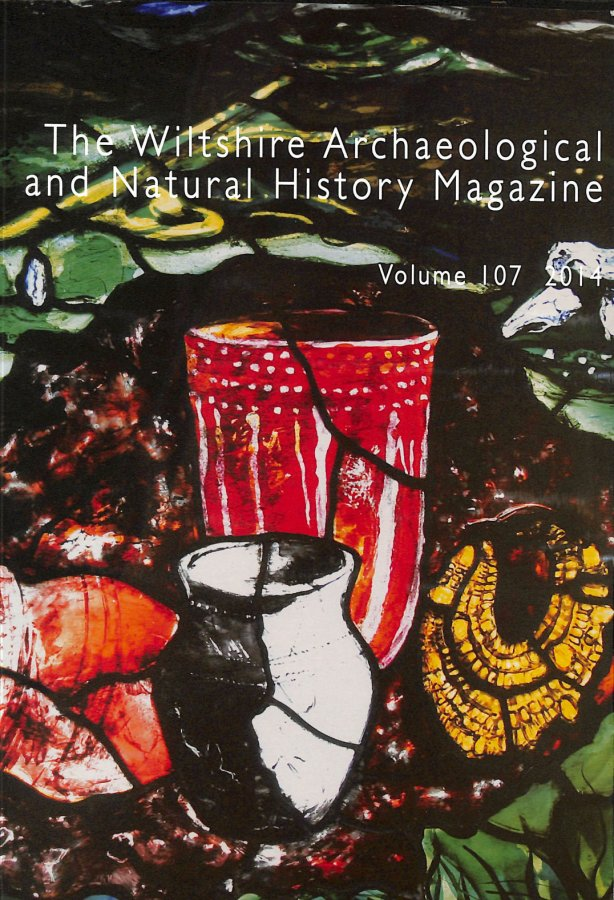 Image for The Wiltshire Archaeological and Natural Histry Magazine volume 107 2014