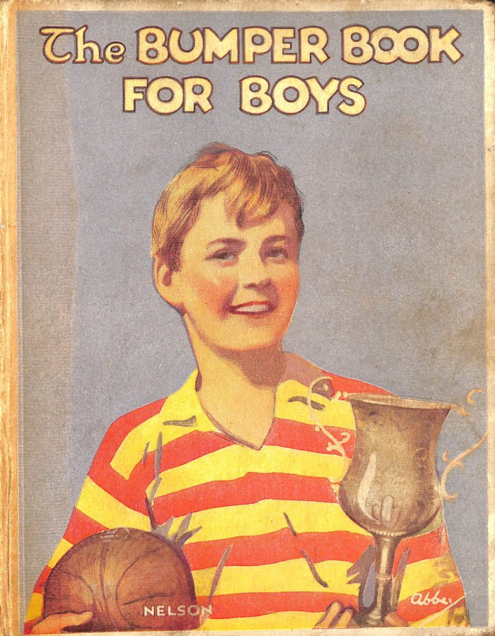 Image for The Bumper Book For Boys