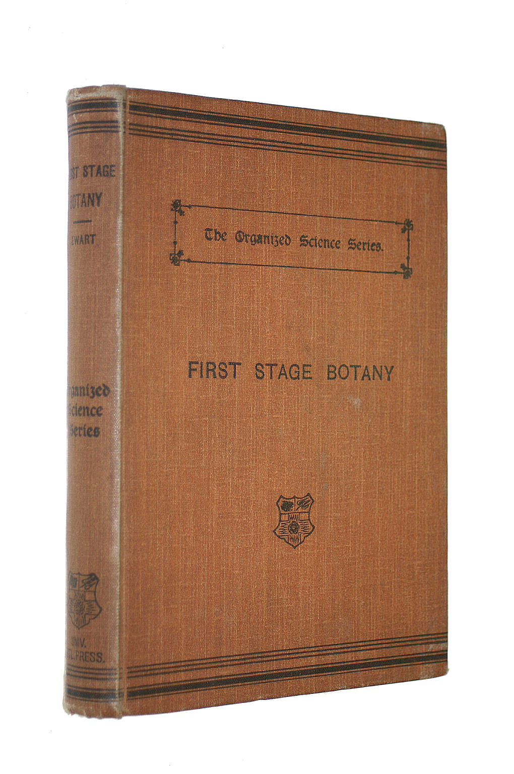 Image for First Stage Botany as Illustrated By Flowering Plants