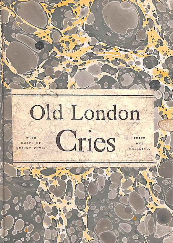 Image for Old London Street Cries