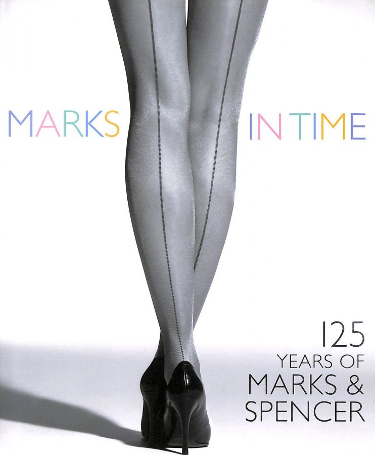 Image for Marks in Time: 125 Years of Marks and Spencer