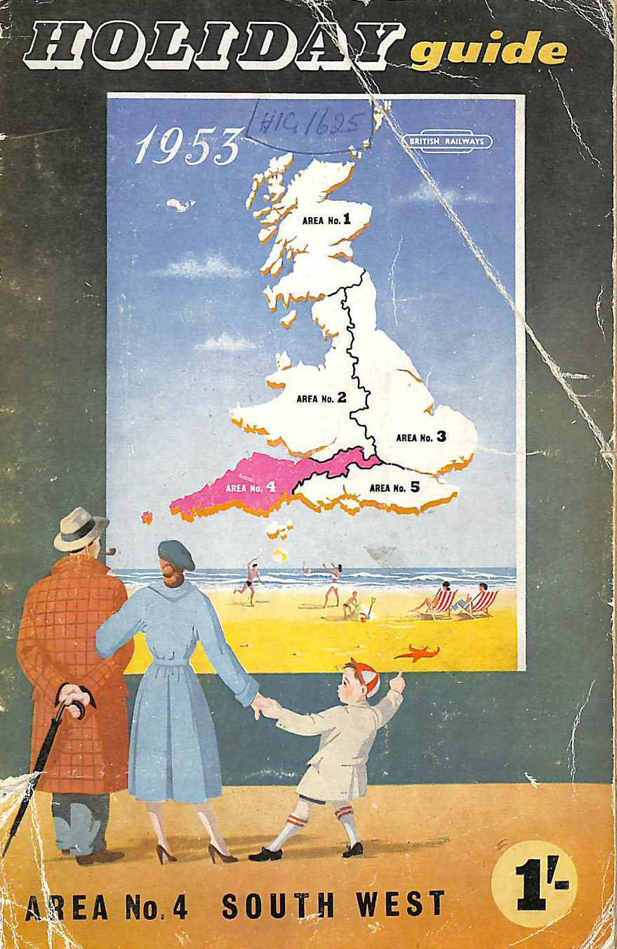 Image for Holiday Guide 1953 South West