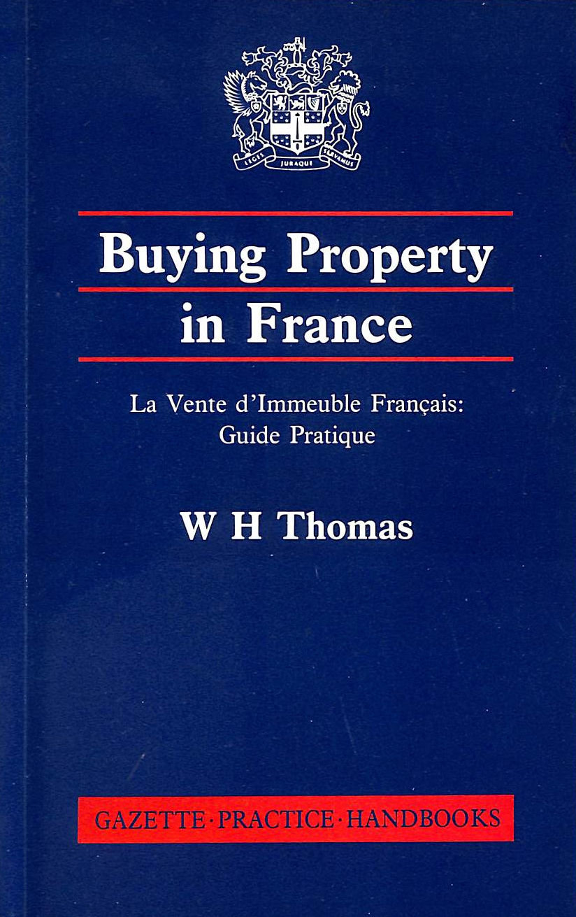 Image for Buying Property in France