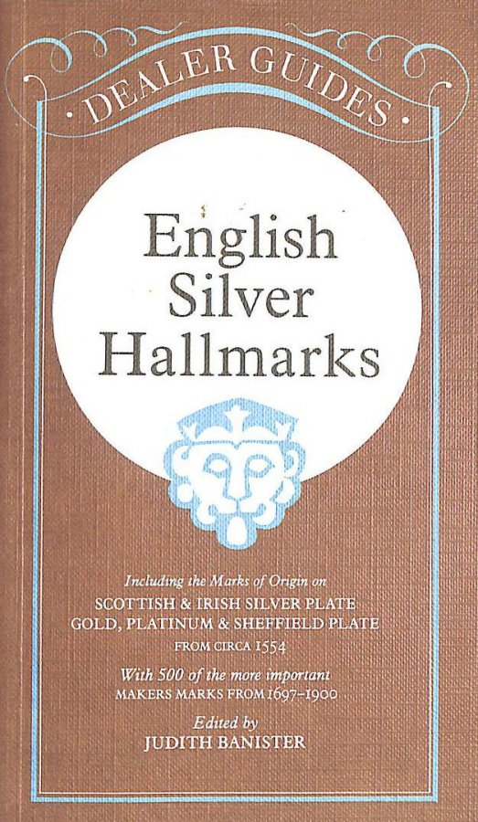 Image for English Silver Hallmarks