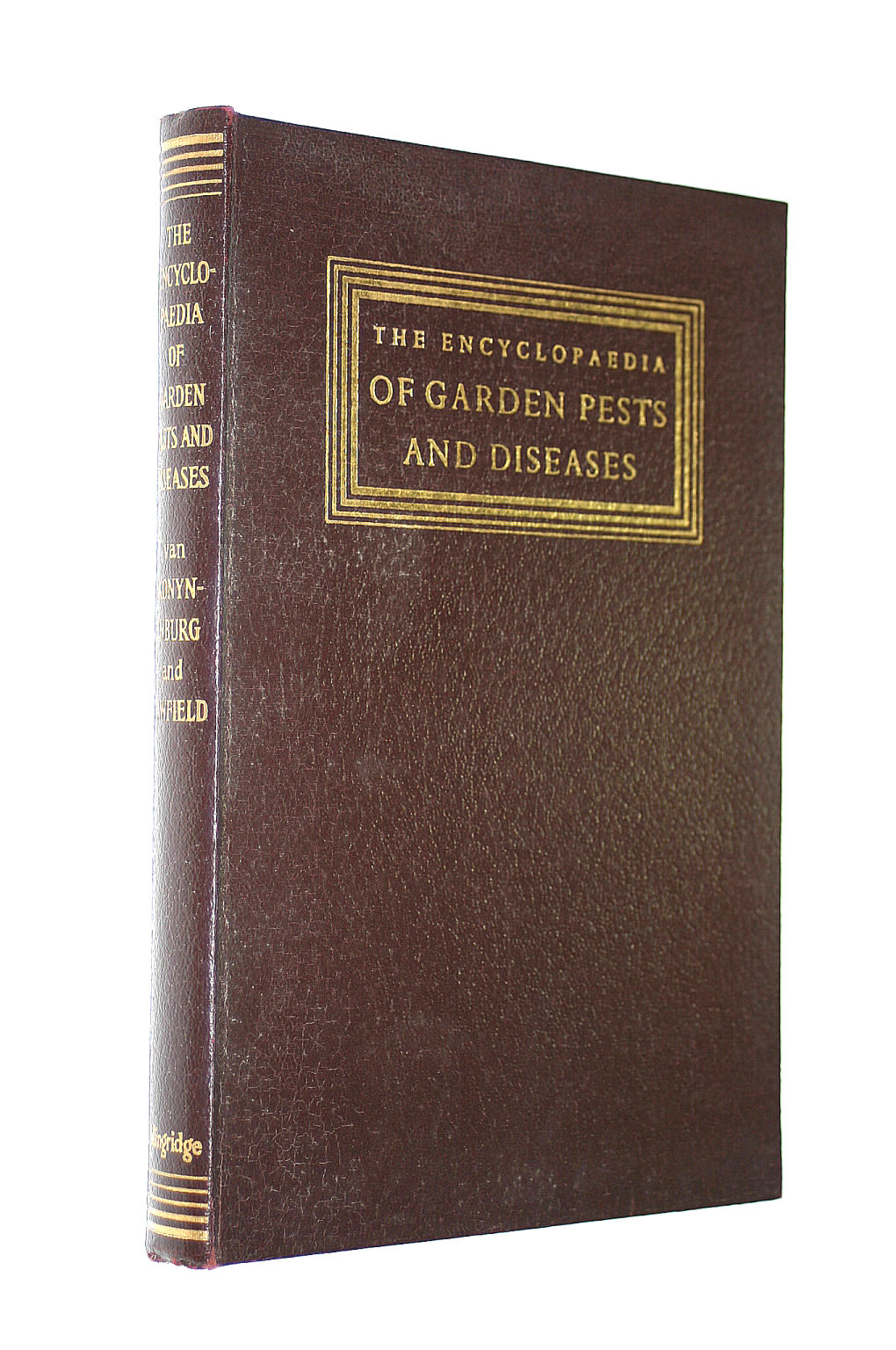 Image for The encyclopaedia of garden pests and diseases