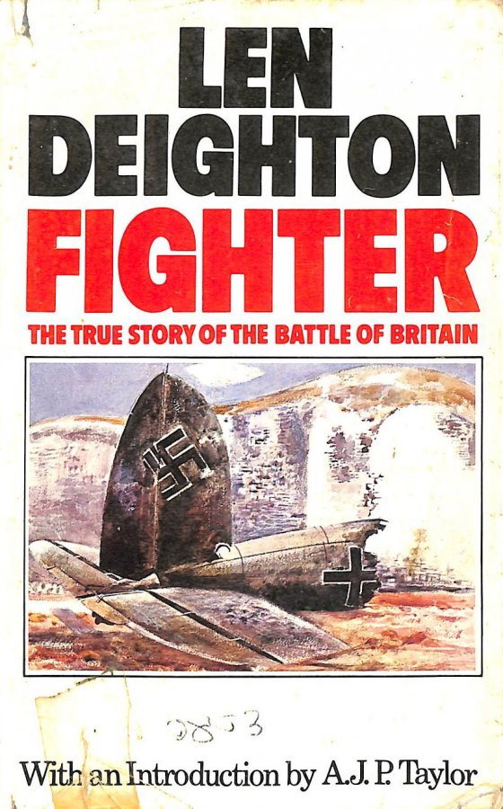 Image for Fighter, The True Story of the Battle of Britain ~ Illustrated with Plates