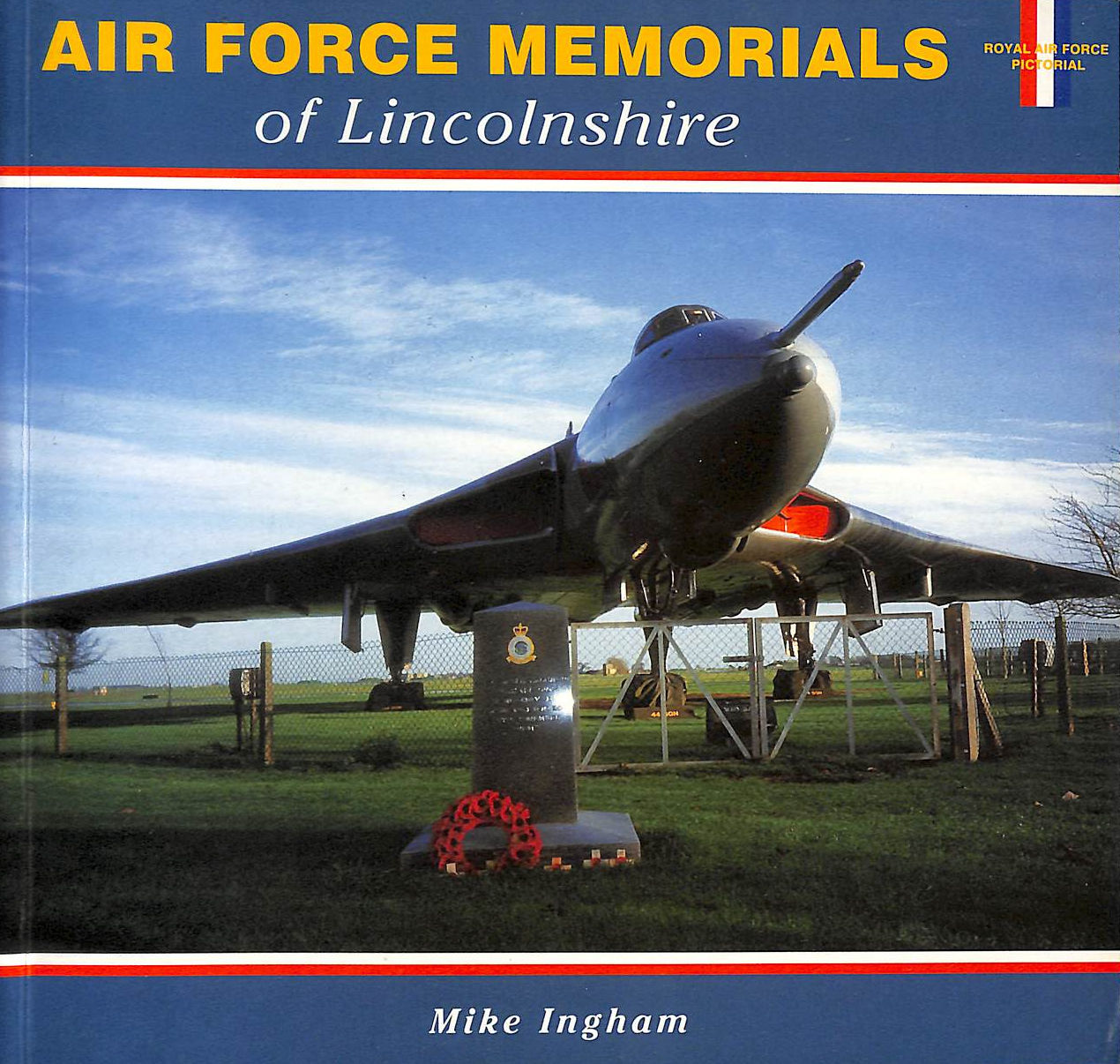 Image for Air Force Memorials of Lincolnshire