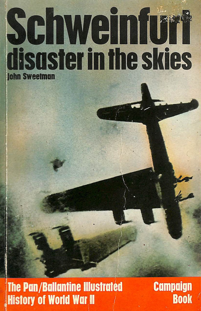 Image for Schweinfurt: disaster in the skies (History of 2nd World War)