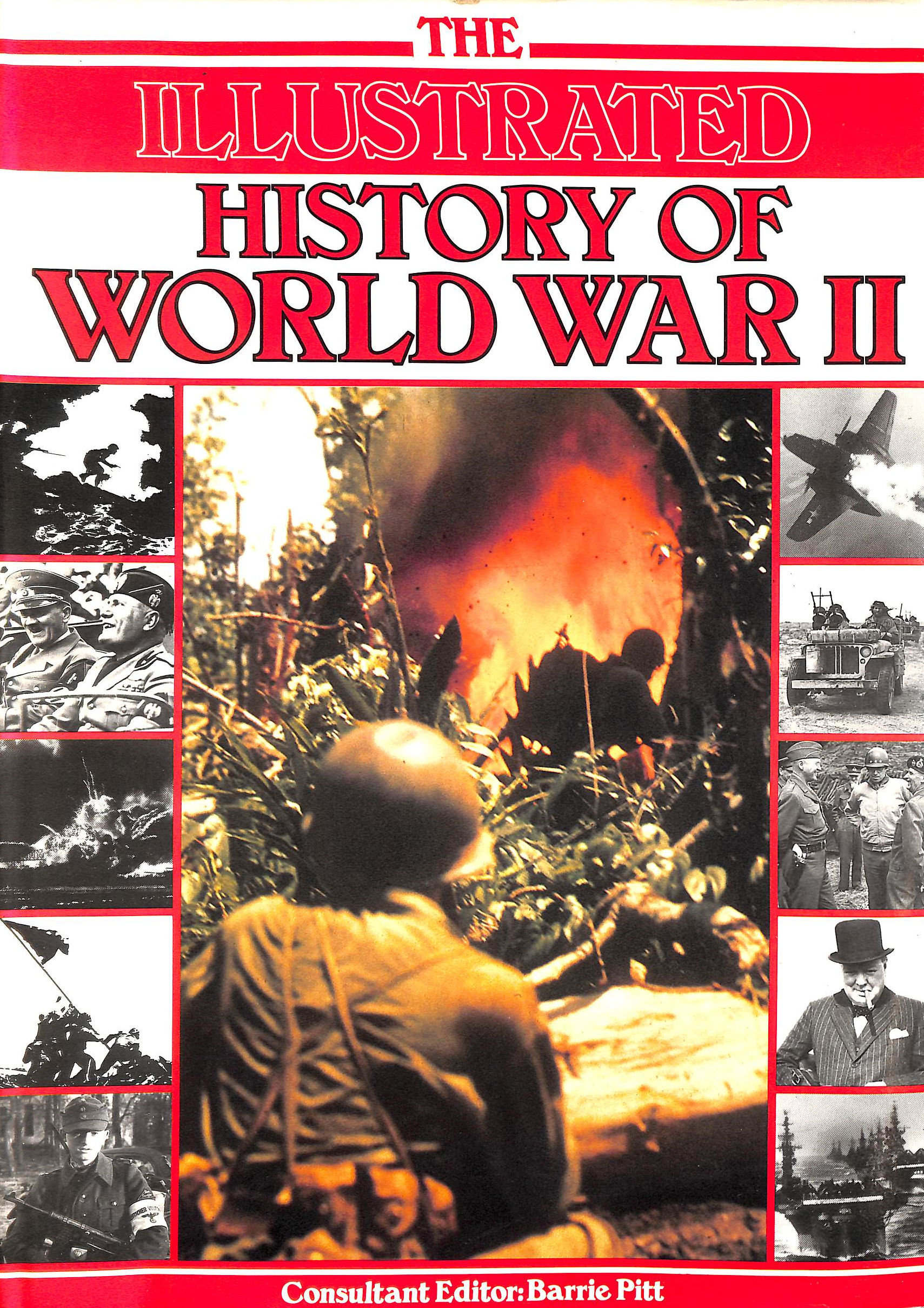Image for The Illustrated History of World War II