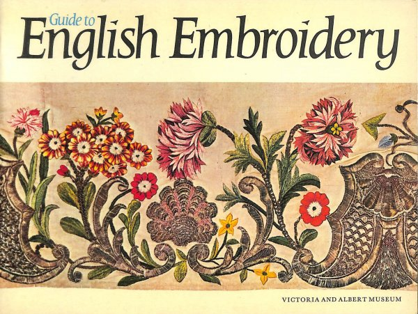 Image for Guide to English Embroidery