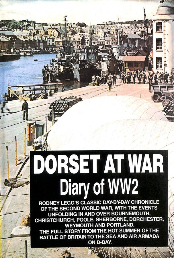 Image for Dorset at War: Diary of World War Two