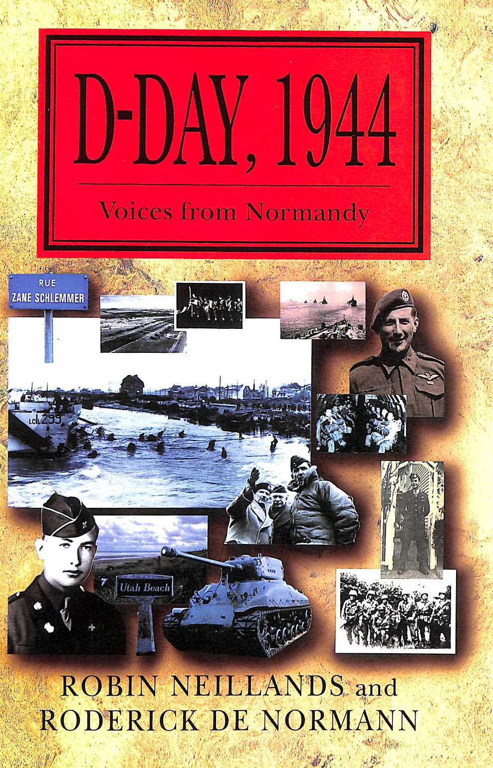 Image for D-Day 1944: Voices from Normandy