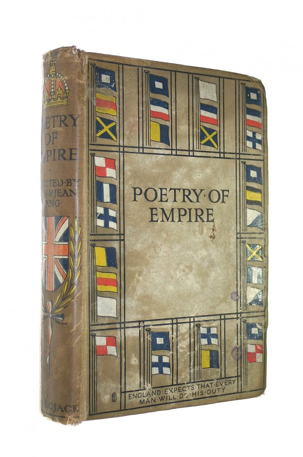 Image for POETRY OF EMPIRE