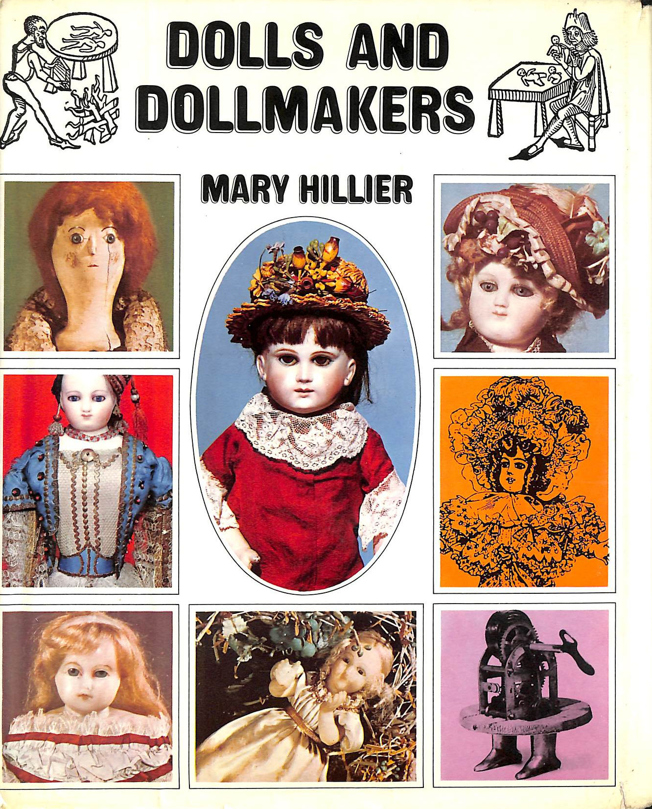 Image for Dolls and Dollmakers