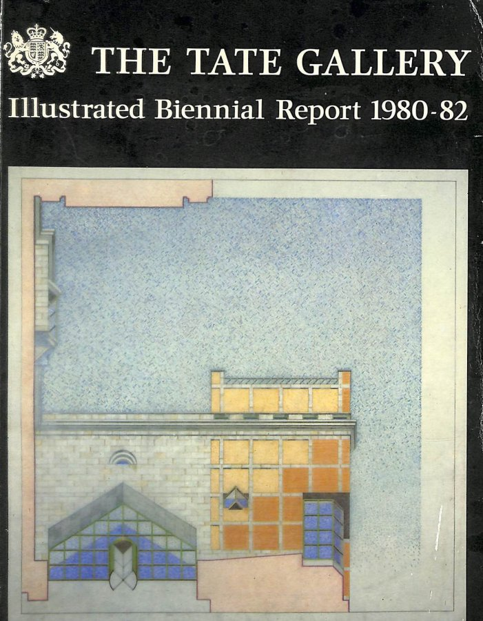 Image for The Tate Gallery 1980-82: Illustrated Biennial Report.