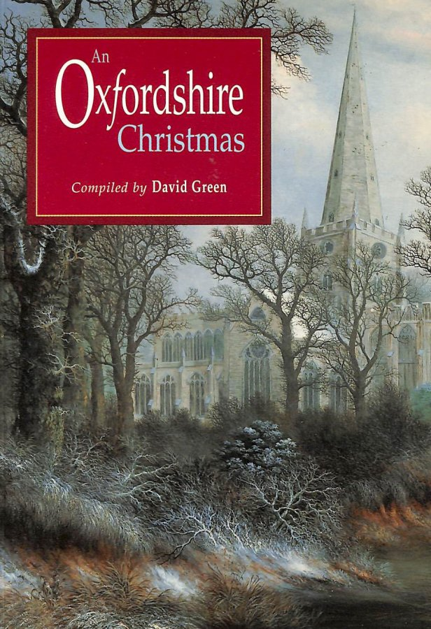 Image for A Oxfordshire Christmas (Christmas anthologies)