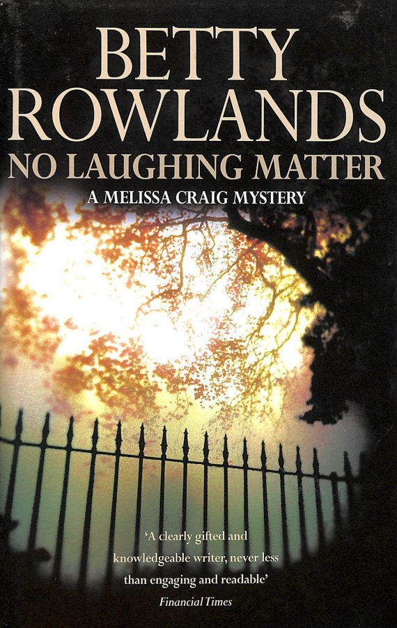 Image for No Laughing Matter (A Melissa Craig Mystery)