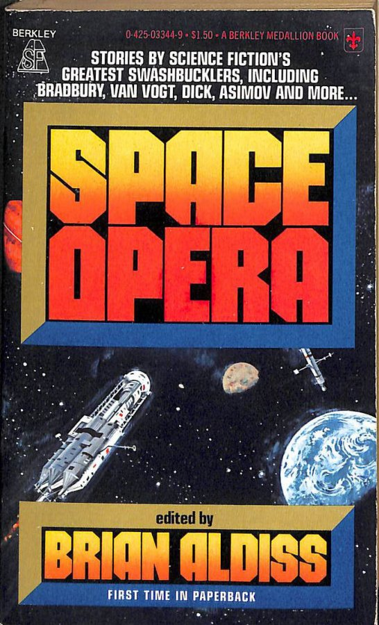 Image for Space Opera