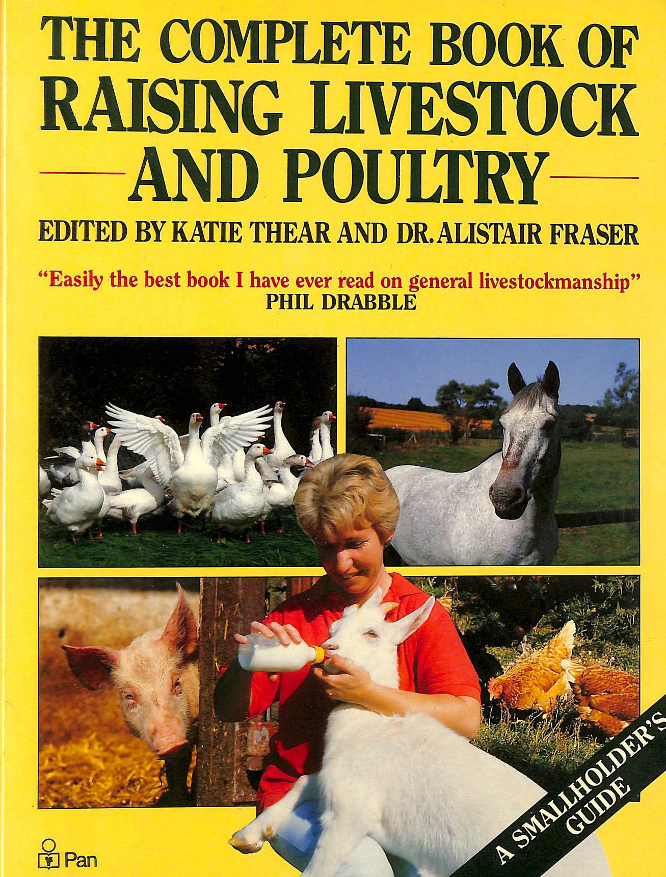 Image for Complete Book of Raising Livestock and Poultry