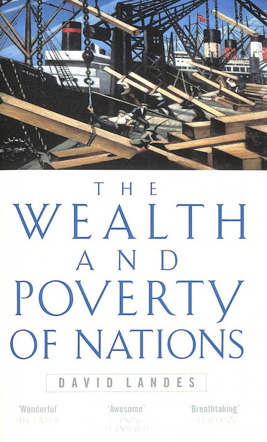Image for Wealth And Poverty Of Nations