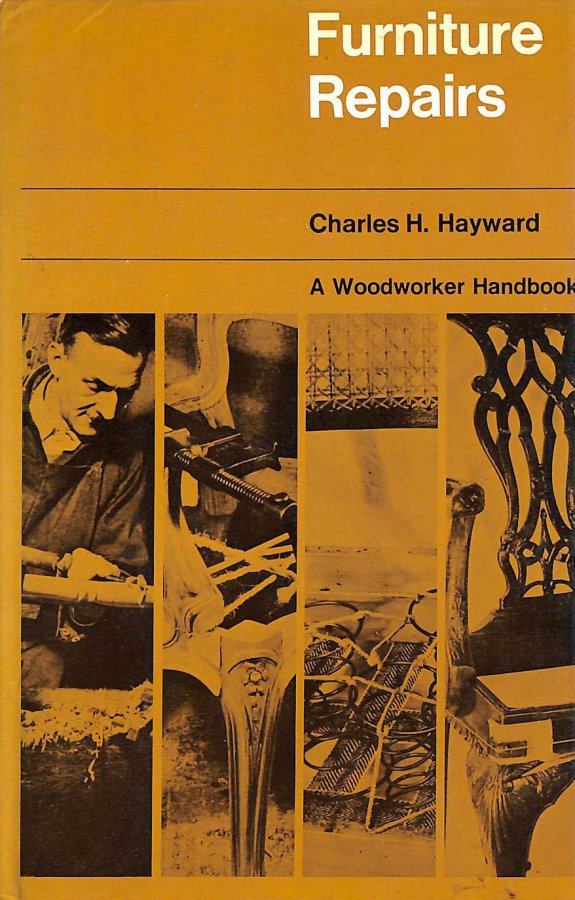 Image for Furniture Repairs : A Woodworker Handbook