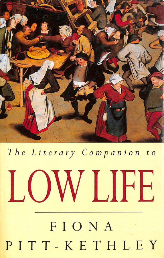 Image for The Literary Companion To Low Life