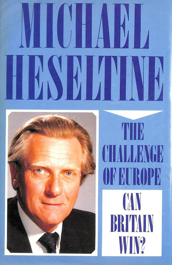 Image for The Challenge Of Europe: Through 1992 And Beyond