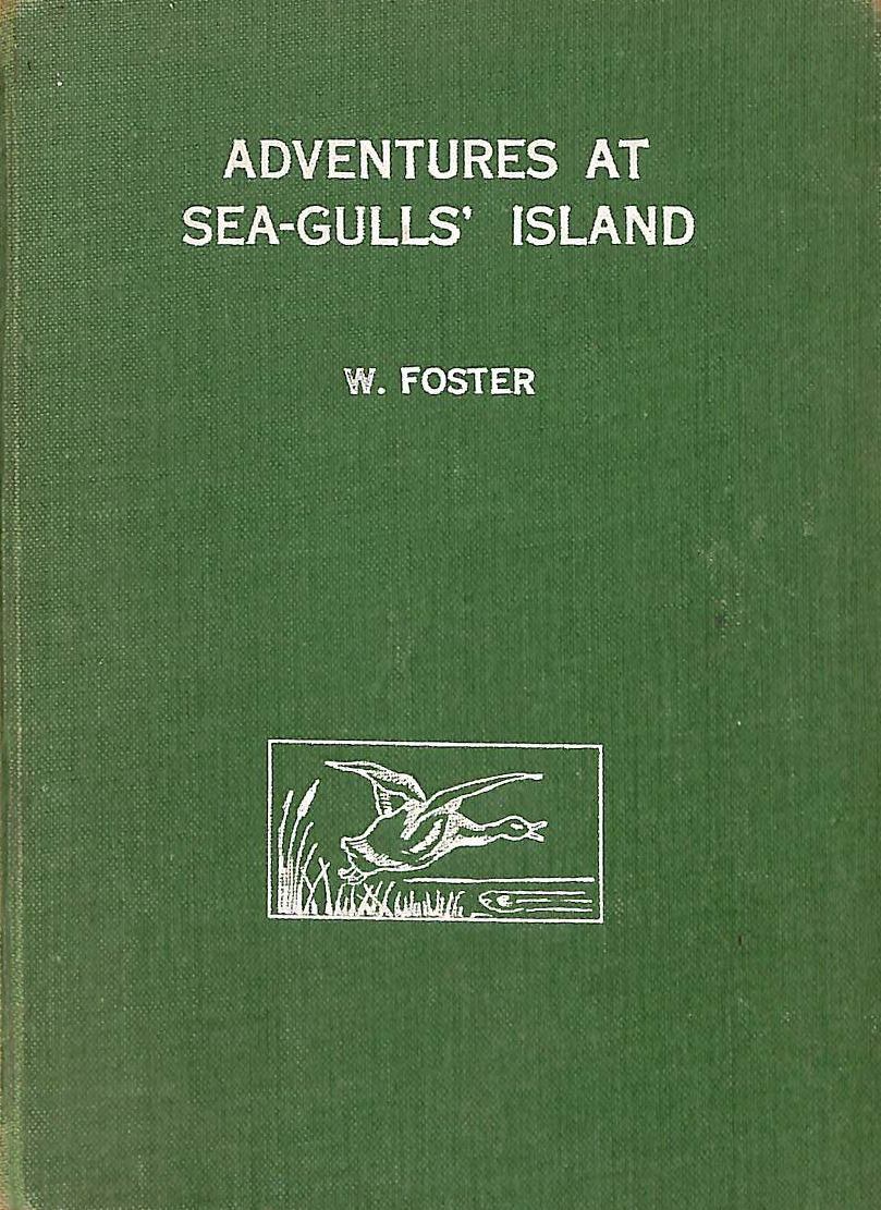 Image for Adventures at Sea-Gulls' Island