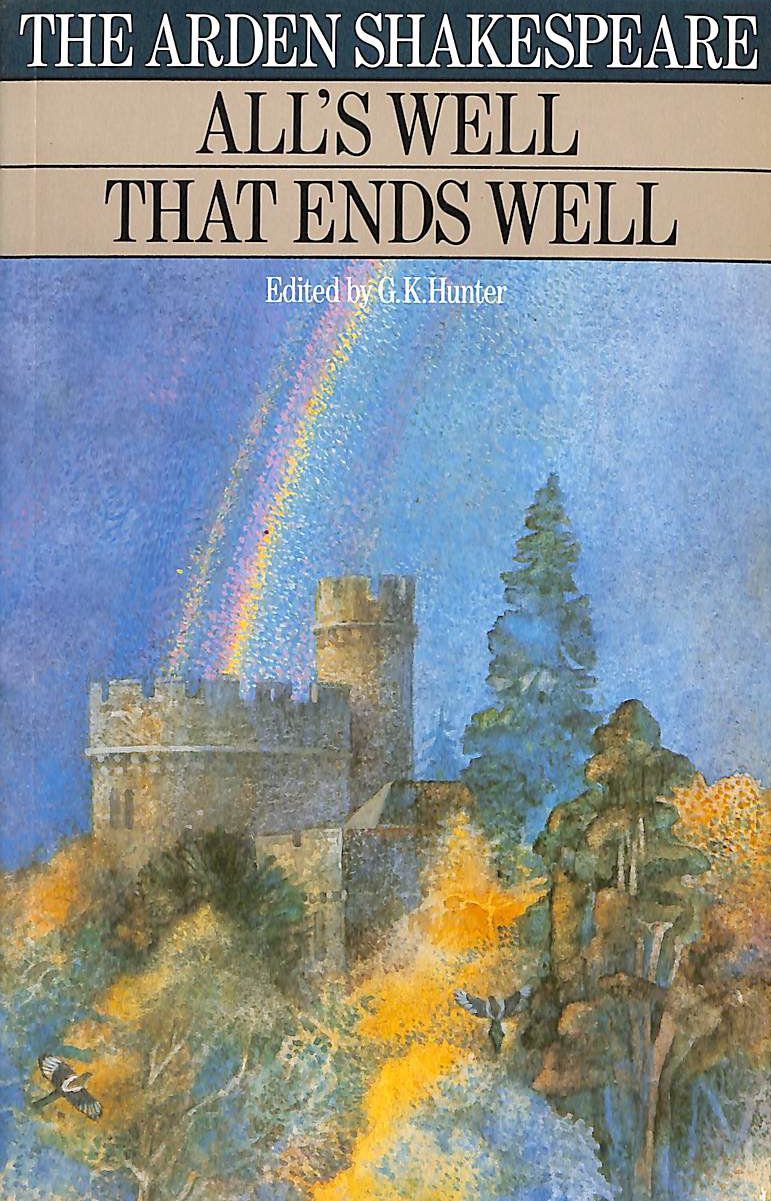 Image for All's Well That Ends Well (Arden Shakespeare)