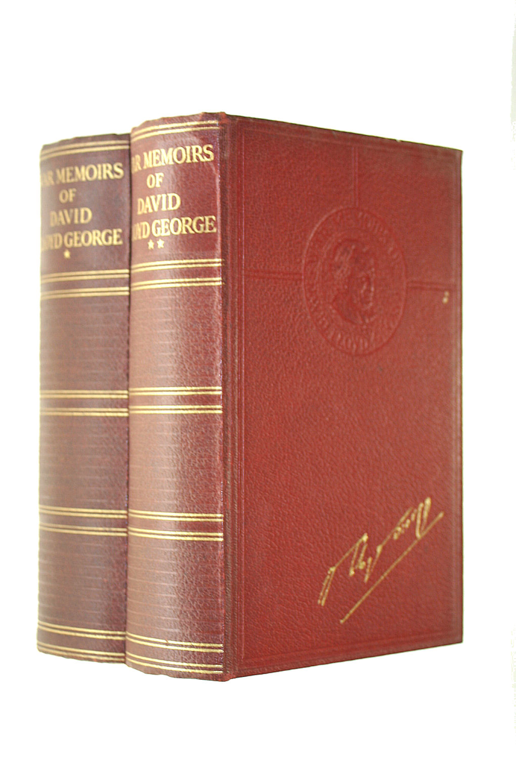 Image for War Memoirs Of David Lloyd George: Vols. I - Ii.
