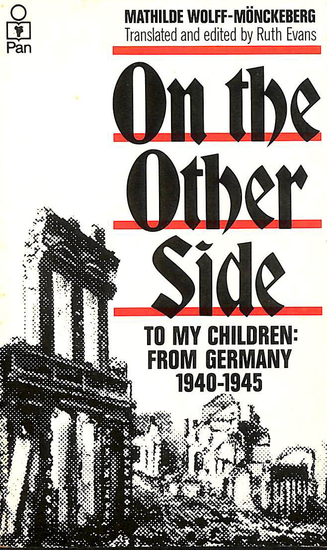 Image for On The Other Side: To My Children - From Germany, 1940-45