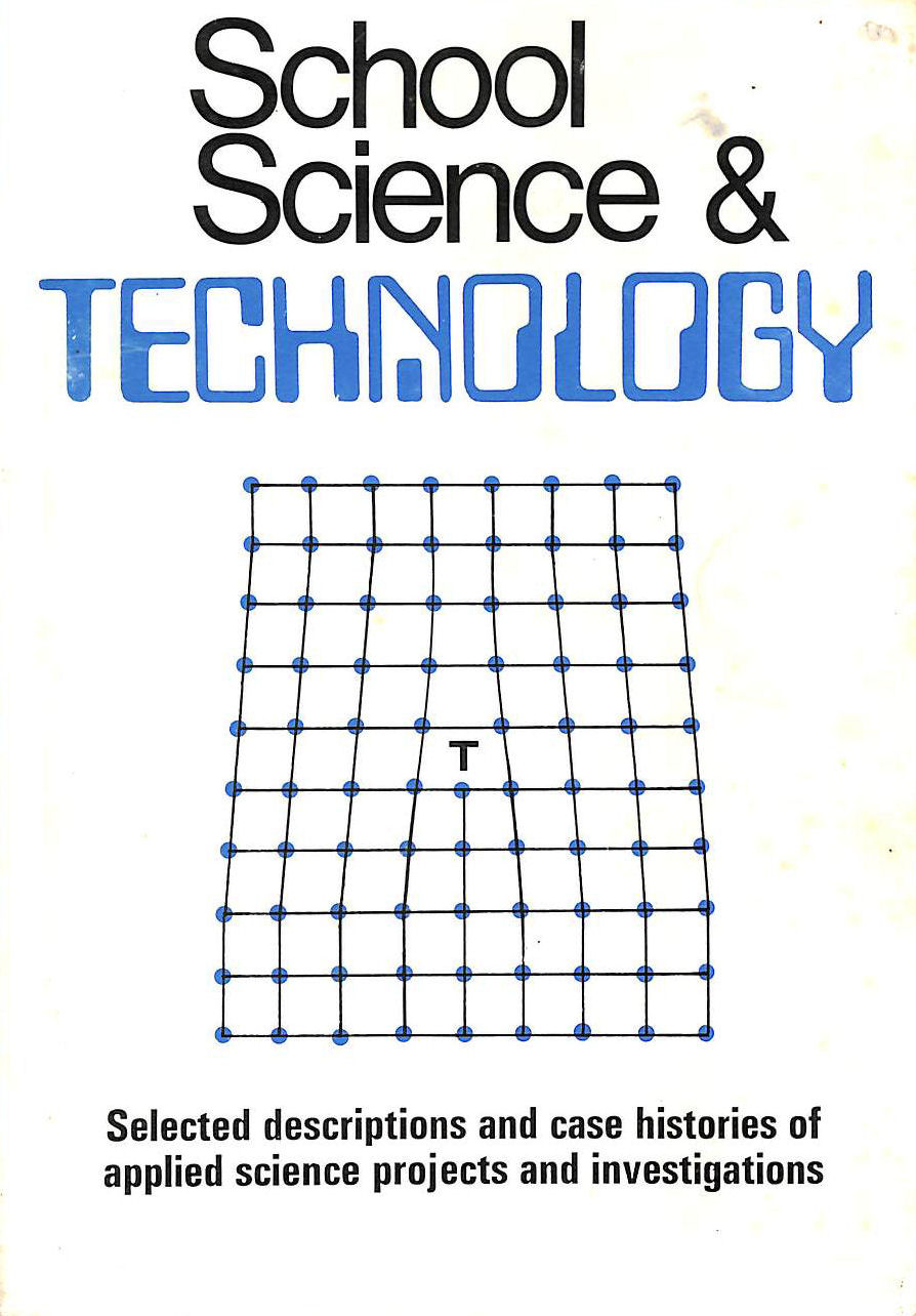 Image for School And Science Technology