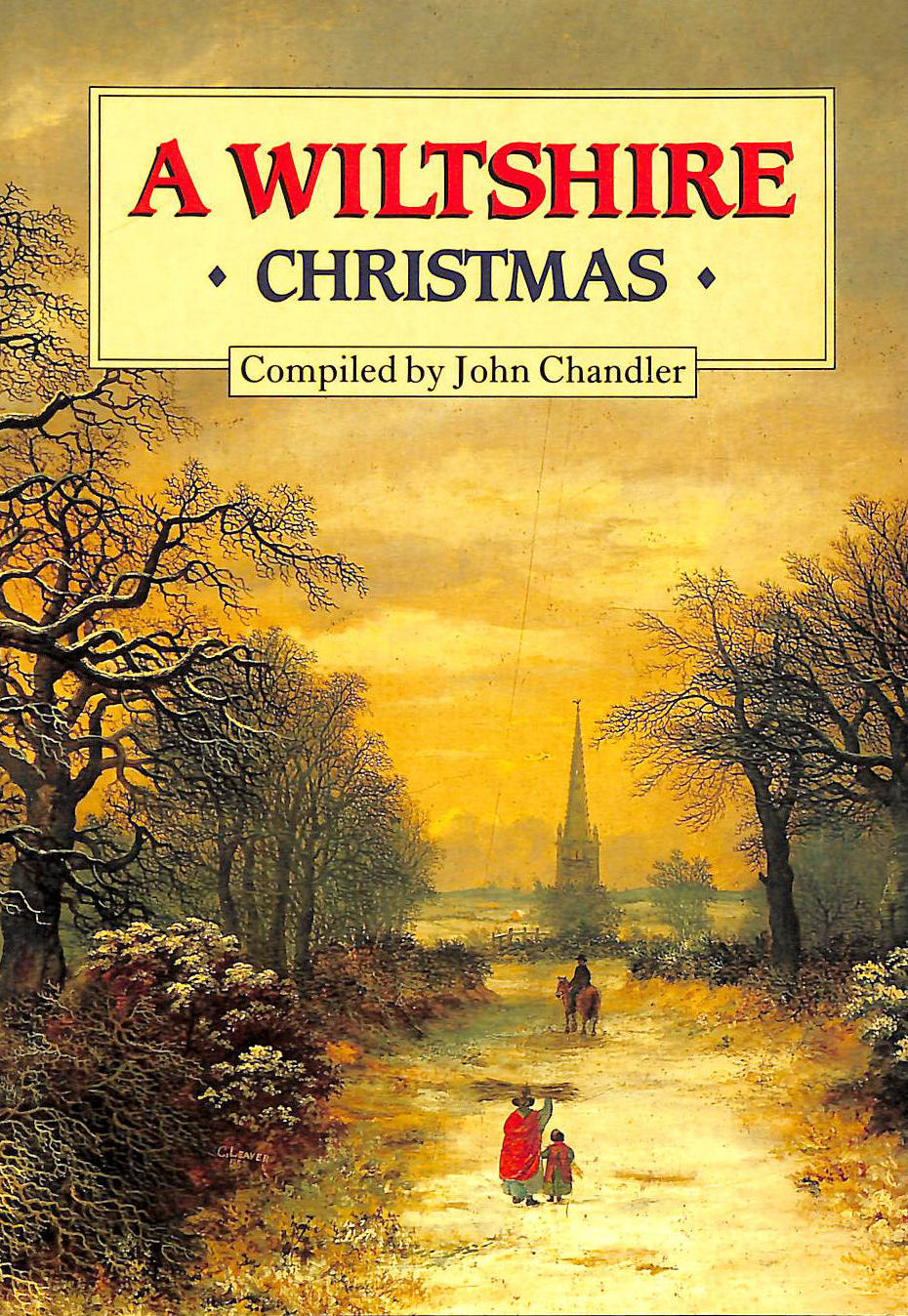 Image for A Wiltshire Christmas (Christmas Anthologies)