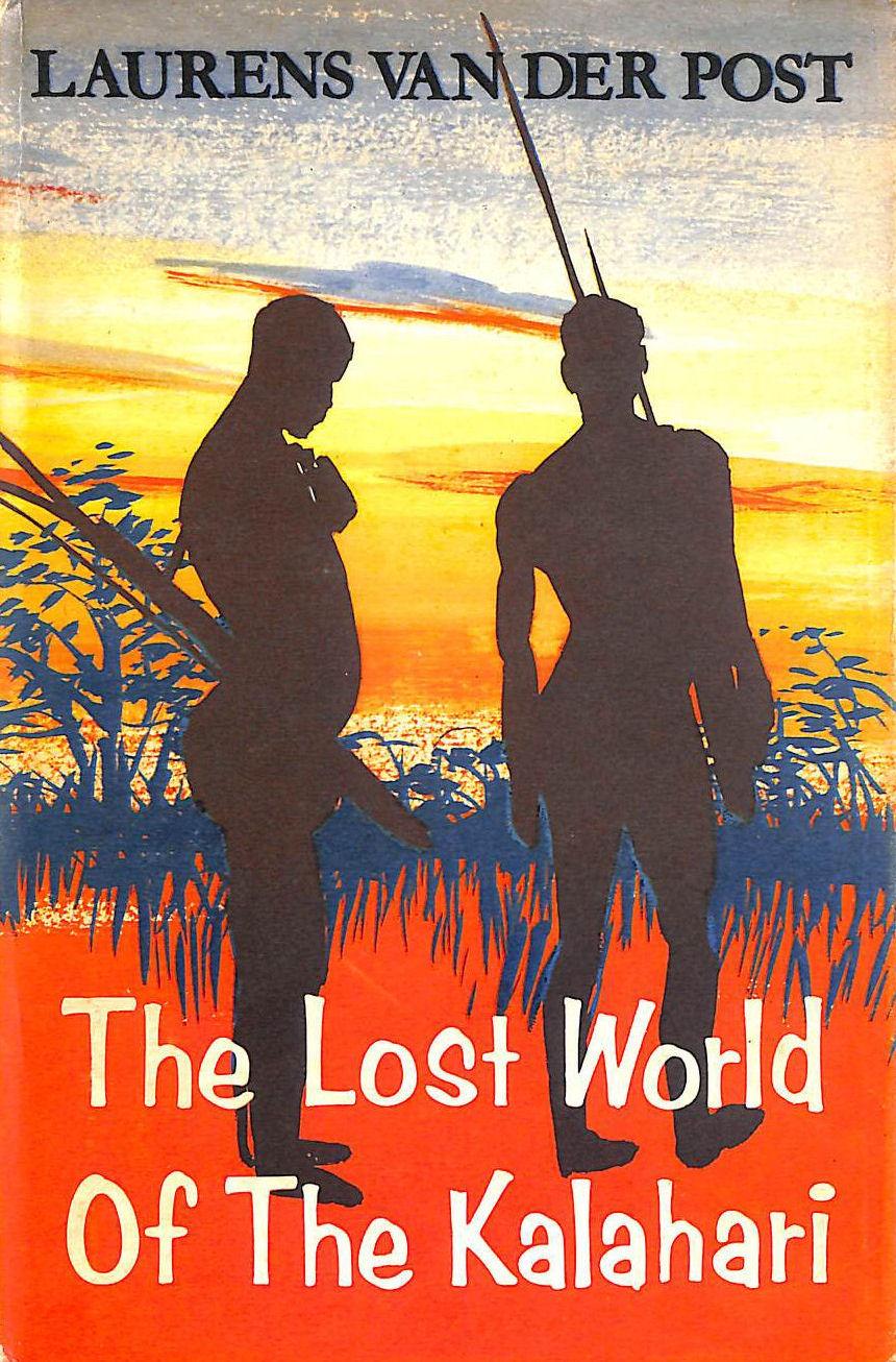 Image for The Lost World Of The Kalahari