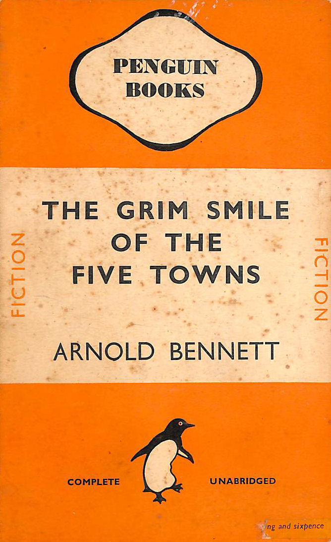 Image for The Grim Smile Of The Five Towns.