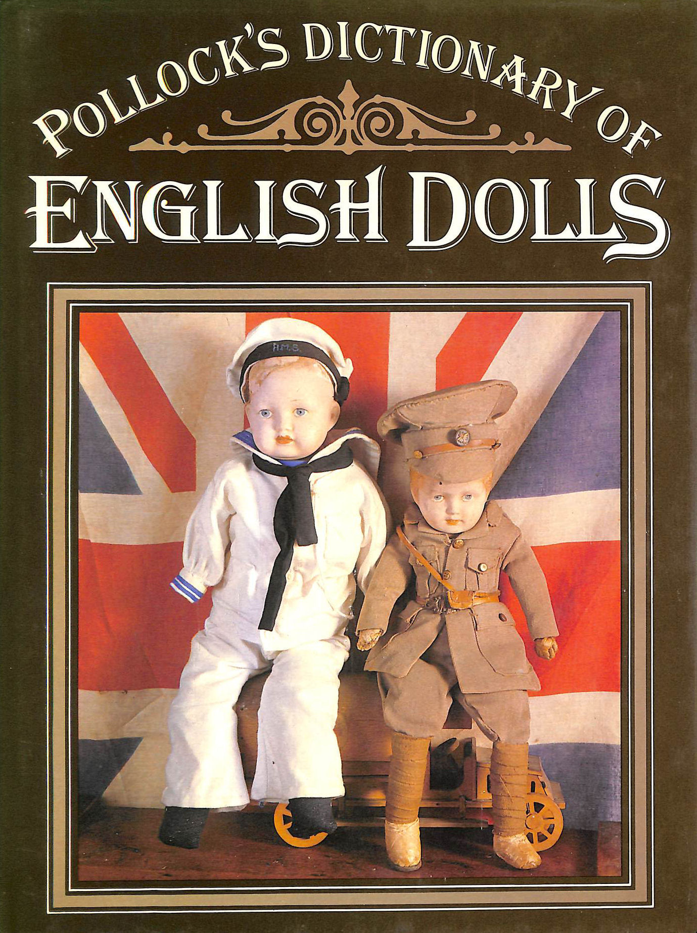 Image for Pollock's Dictionary of English Dolls