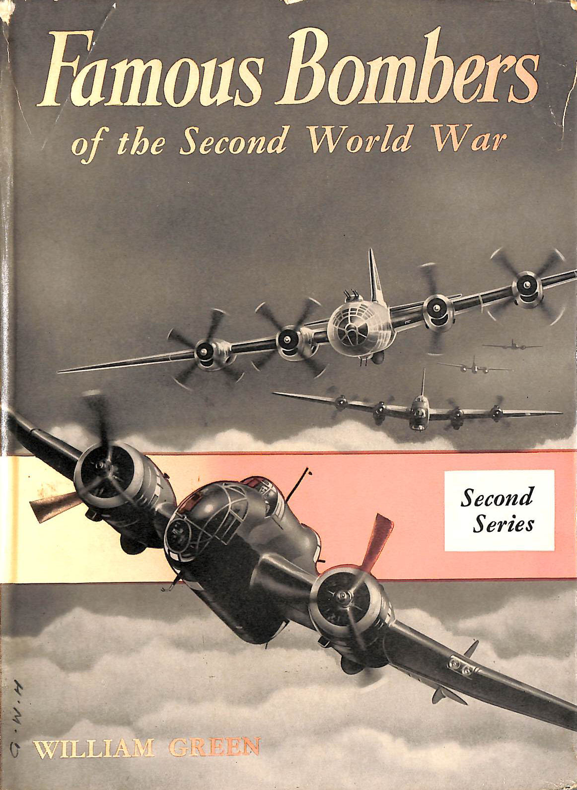 Image for Famous Bombers of the Second World War, Second Series