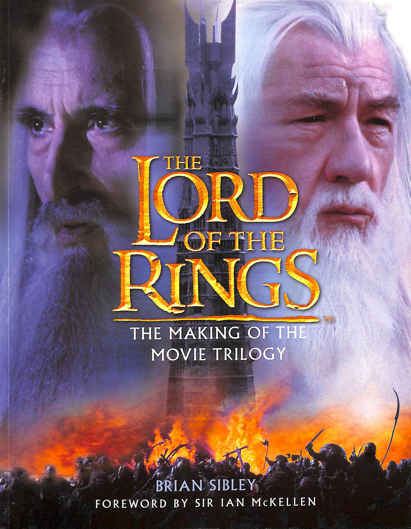 Image for The Lord of the Rings: The Making of the Movie Trilogy