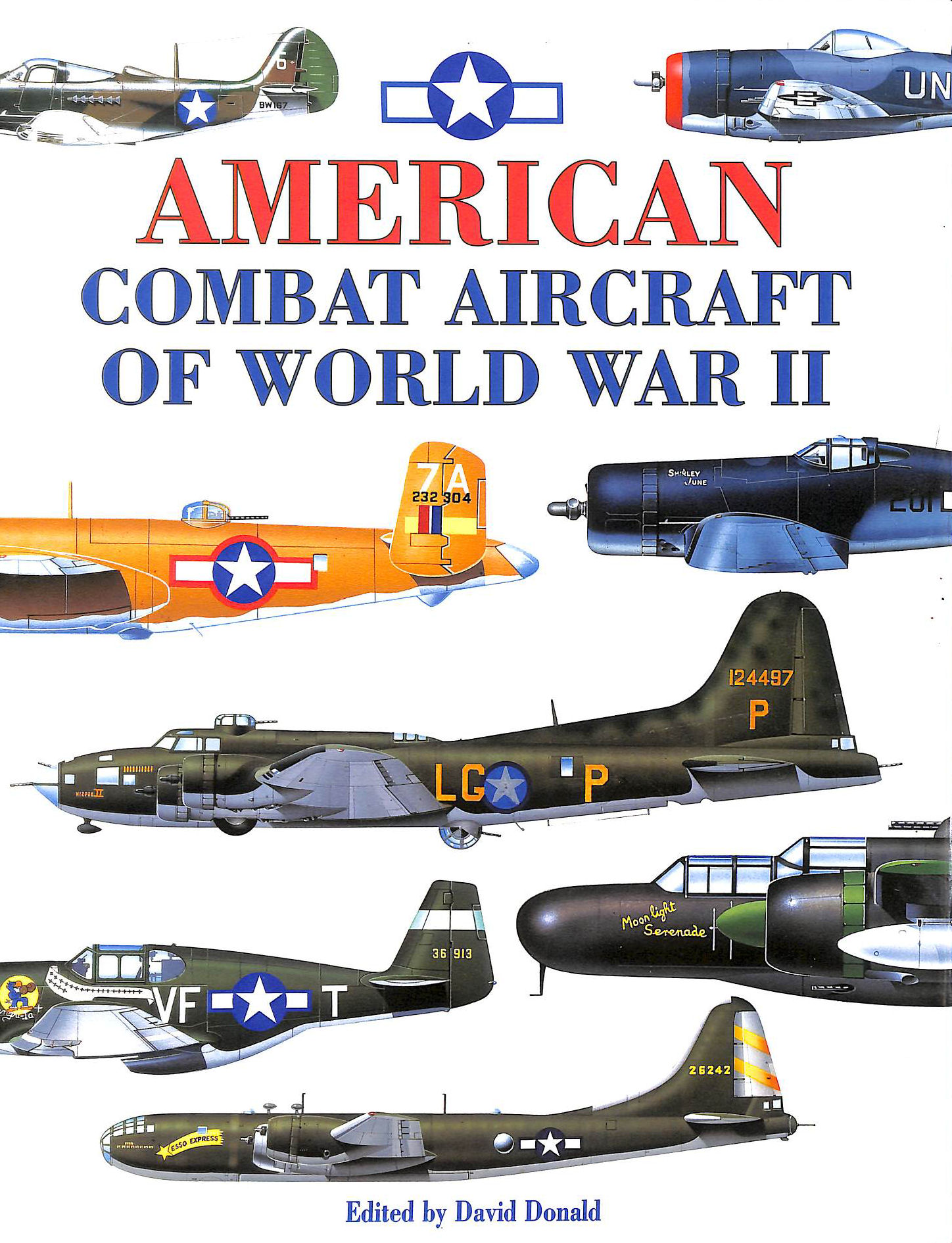 Image for American Combat Aircraft of World War II