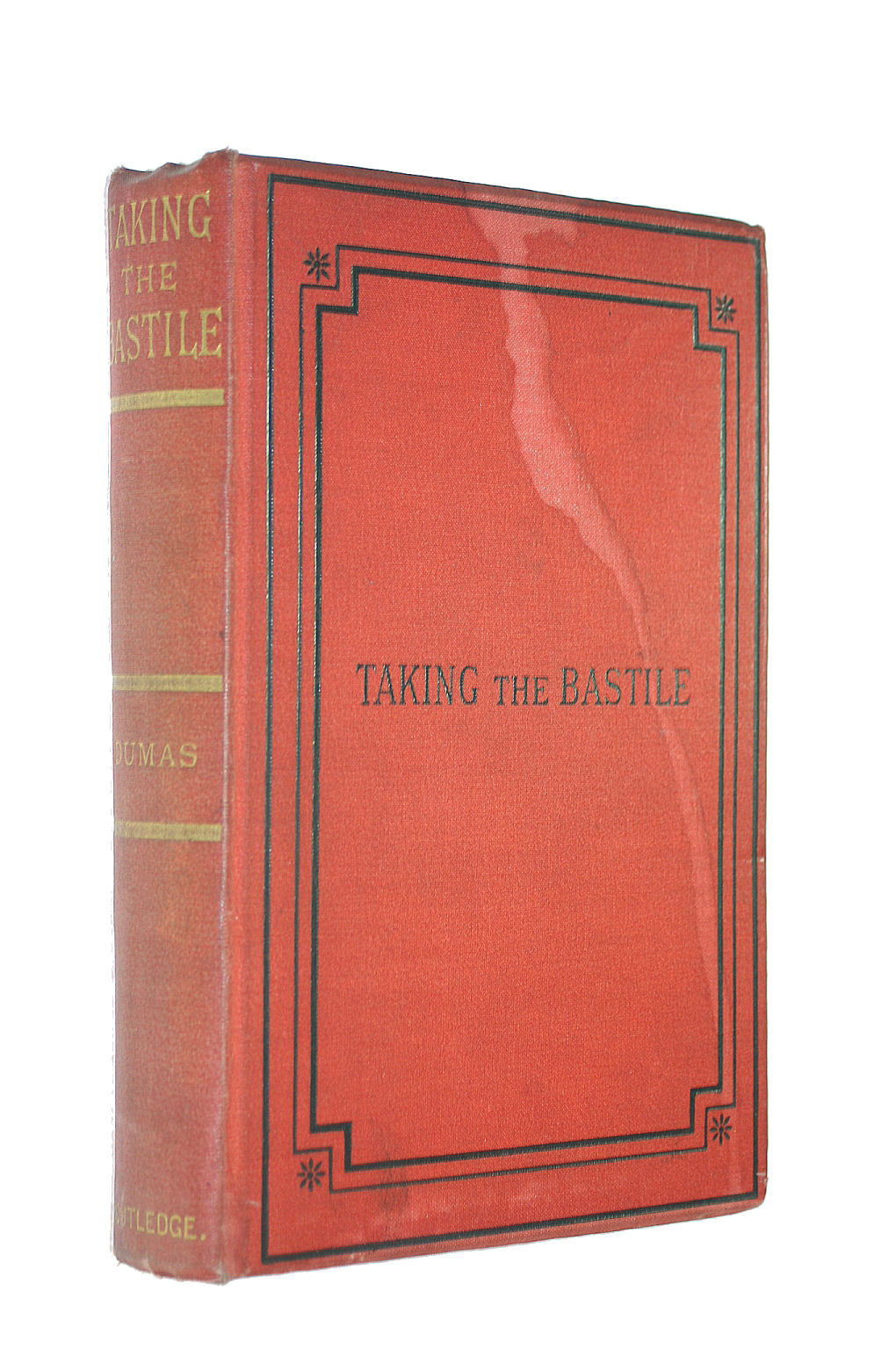 Image for Taking The Bastile