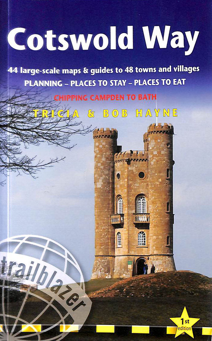 Image for Cotswold Way: Chipping Campden to Bath (Trailblazer British Walking Guides)