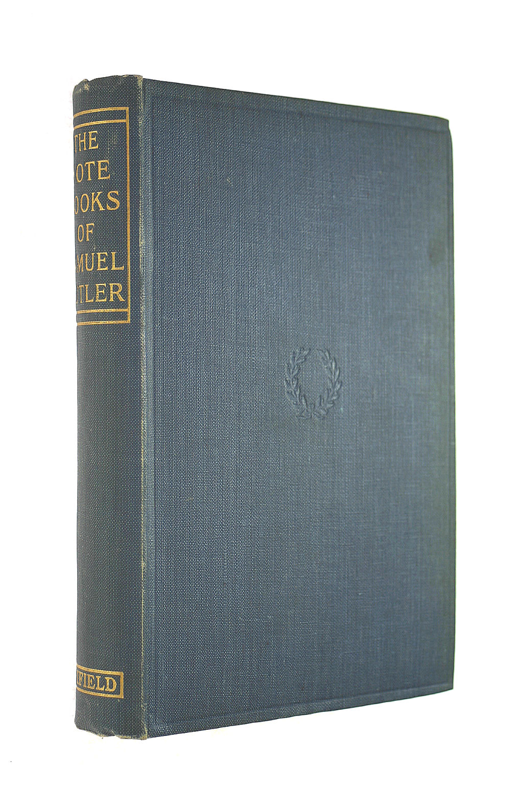 Image for The Note-Books Of Samuel Butler